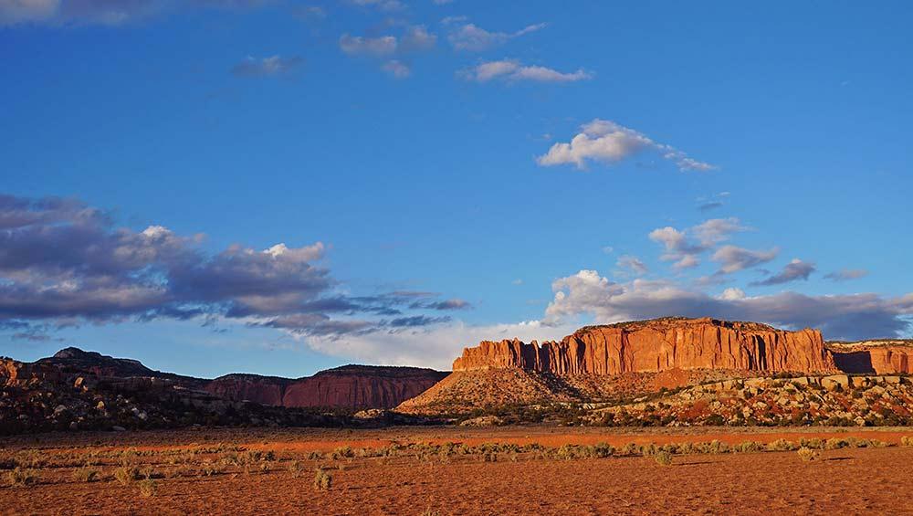 southern utah landscape
