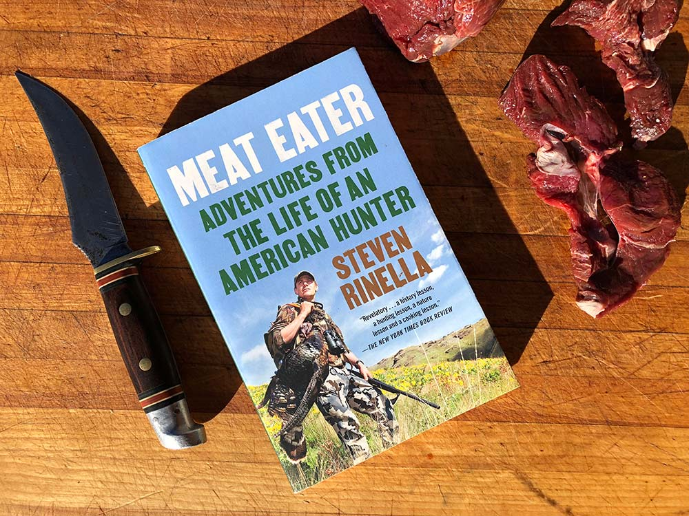 Meat Eater: Adventures from the Life of an American Hunter, by Steven Rinella