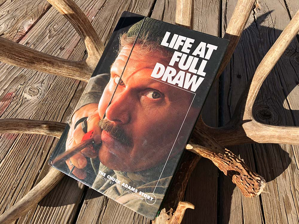 Life at Full Draw, by Gregg Gutschow