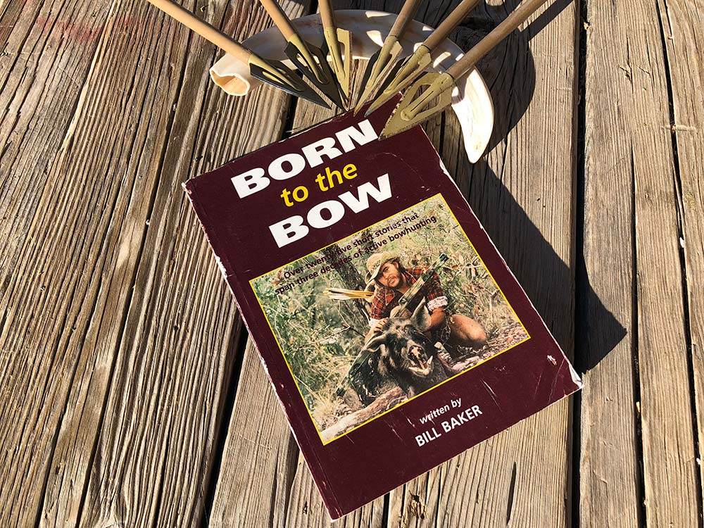 Born to the Bow, by Bill Baker