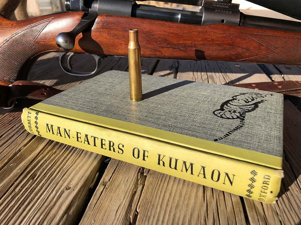 Man-Eaters of Kumaon, by Jim Corbett