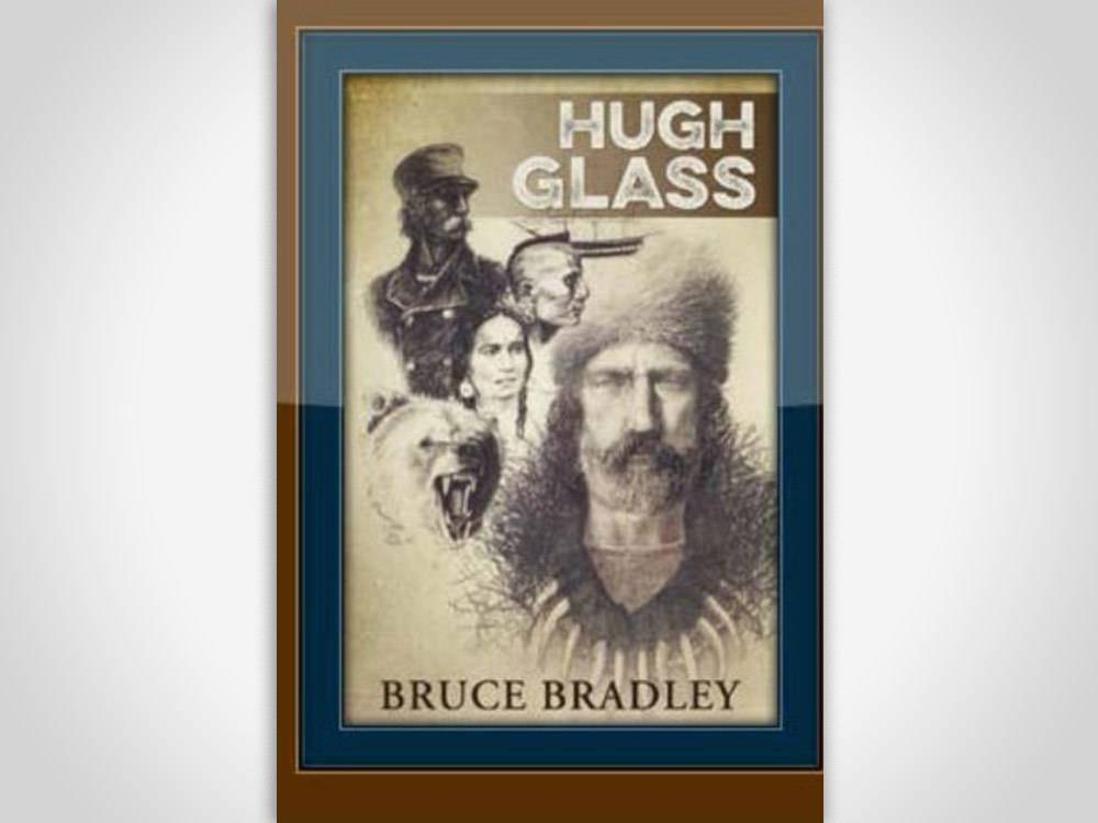 Hugh Glass book cover