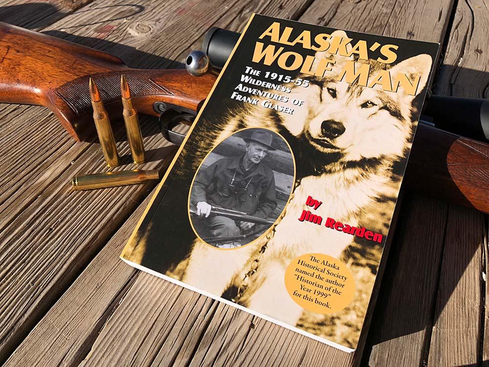 Alaska's Wolf Man, by Jim Rearden