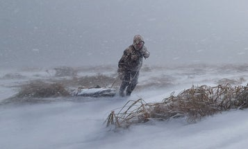 Ice Men: The Deer and Duck Hunters Who Live for Deadly Weather