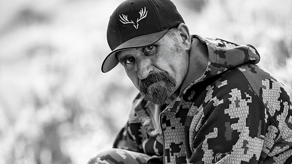 Hunting Guide Doyle Moss