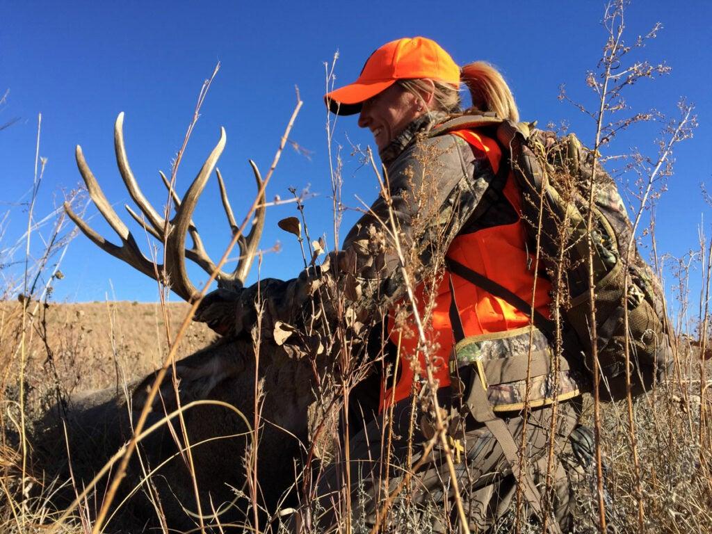 deer hunting mule deer