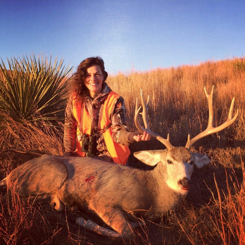 nebraska mule deer hunter