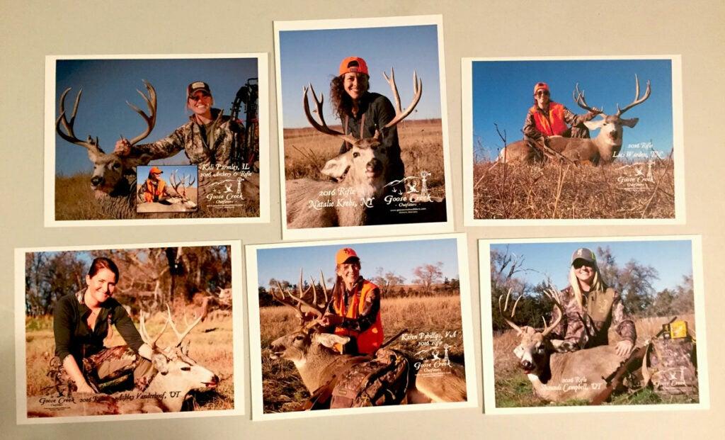 women hunters nebraska