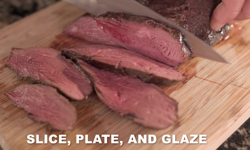 Christmas Goose Recipe: How to Sous-Vide a Wild Goose Breast