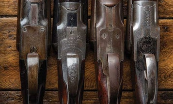 The Rise and Fall of the American Side-by-Side Shotgun