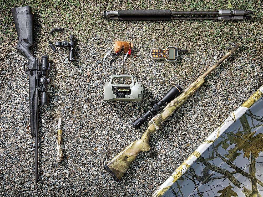 predator hunting gear