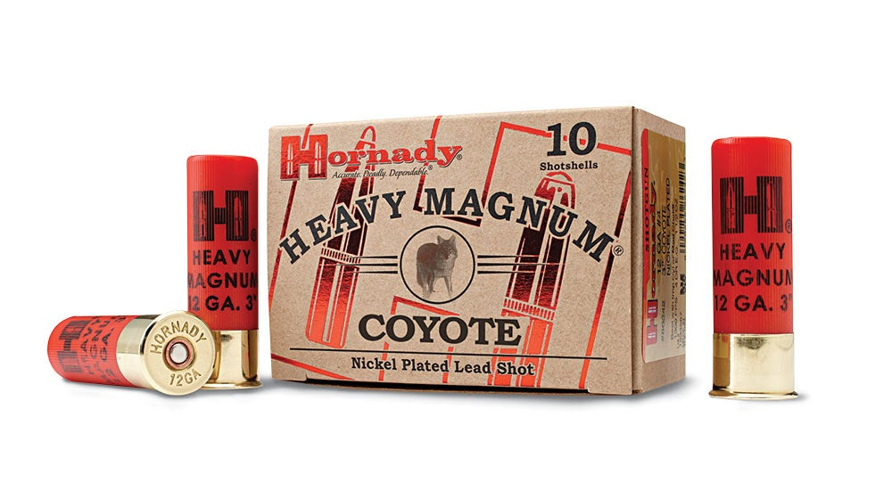 hornady heavy magnum coyote