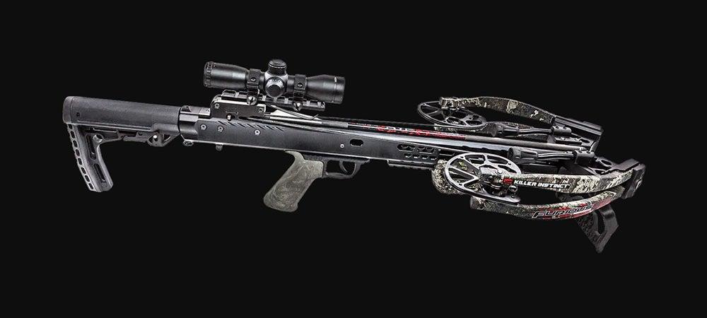 killer instinct furious pro crossbow