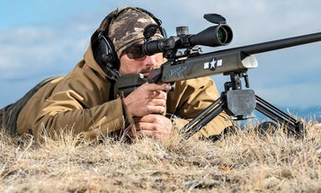Building a 2,000-Yard Rifle in the New 300 PRC