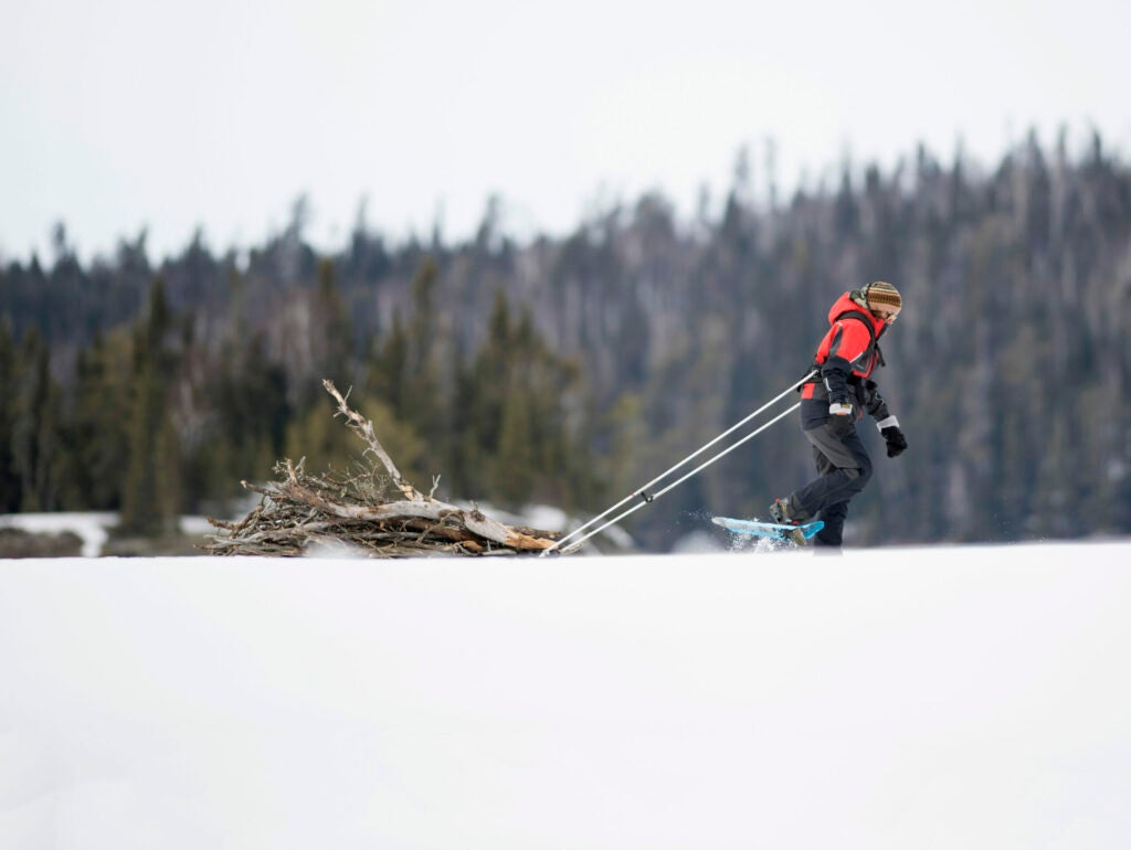 pulk-boundary-waters-firewood
