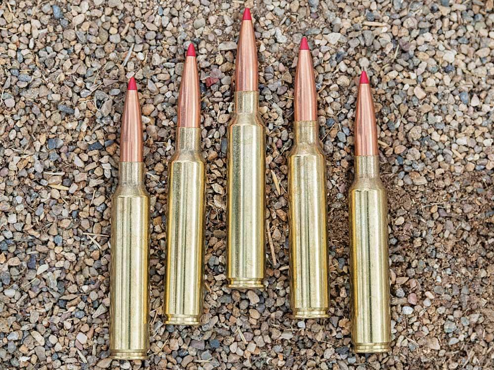 hornady 300 prc ammo