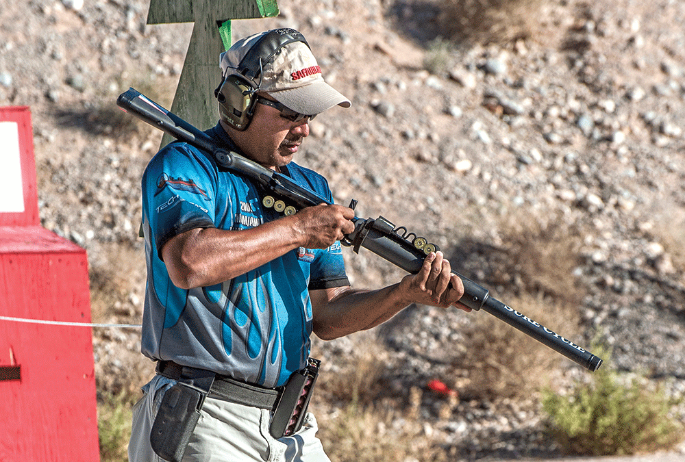 3-Gun Competition: Master the Load 12 Drill