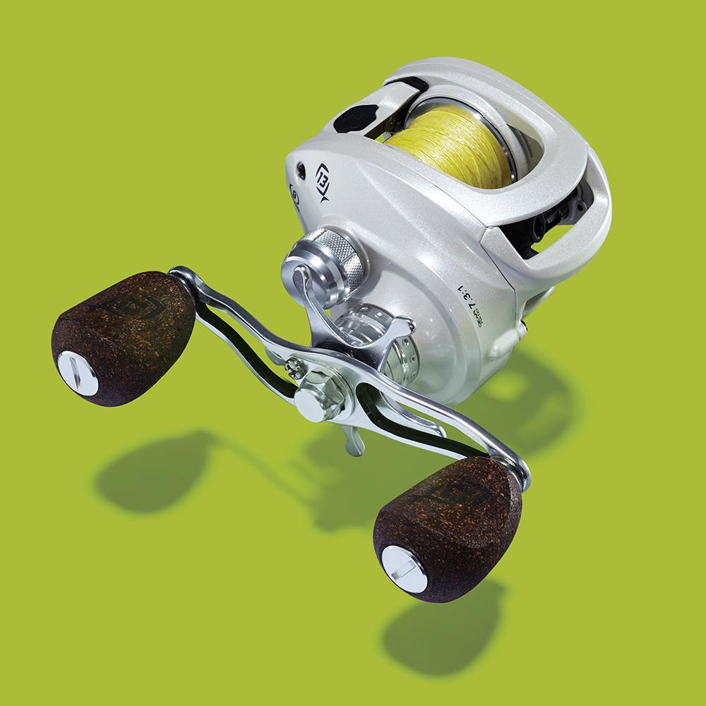 13 fishing concept reel