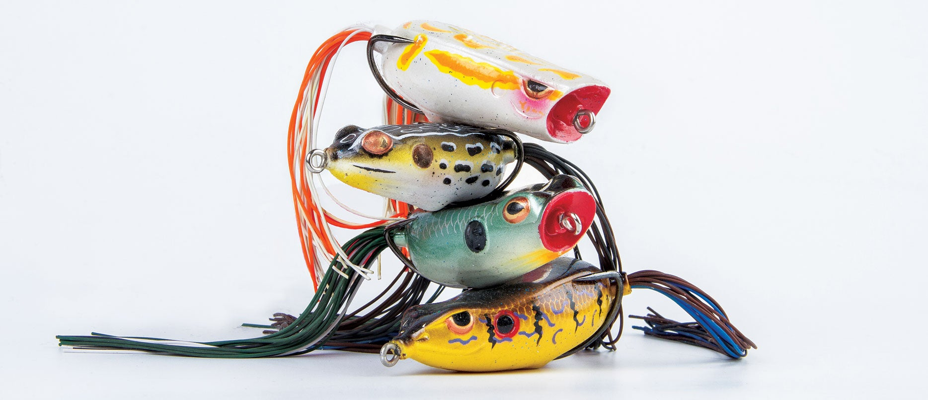 Fishing Tips: Fish a Frog for Late-Summer Bass