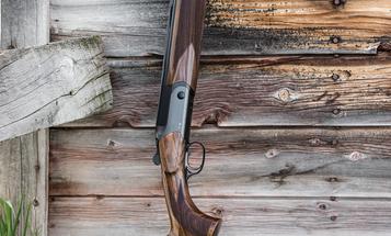 Gun Test: Blaser F16 Game Shotgun