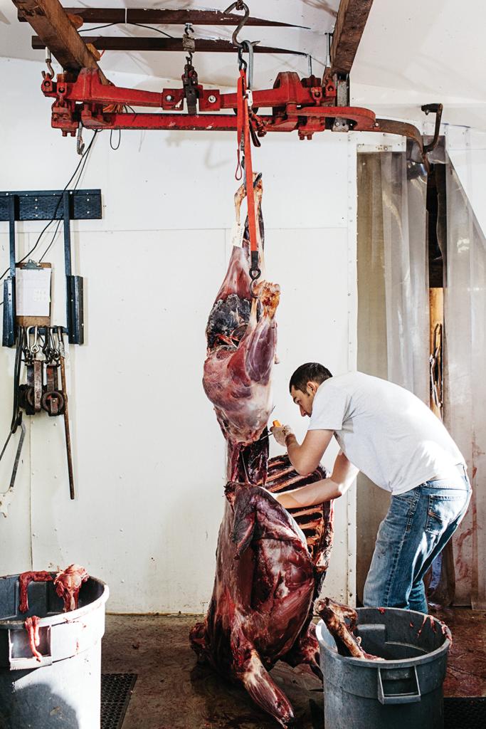 """""""butchering"""