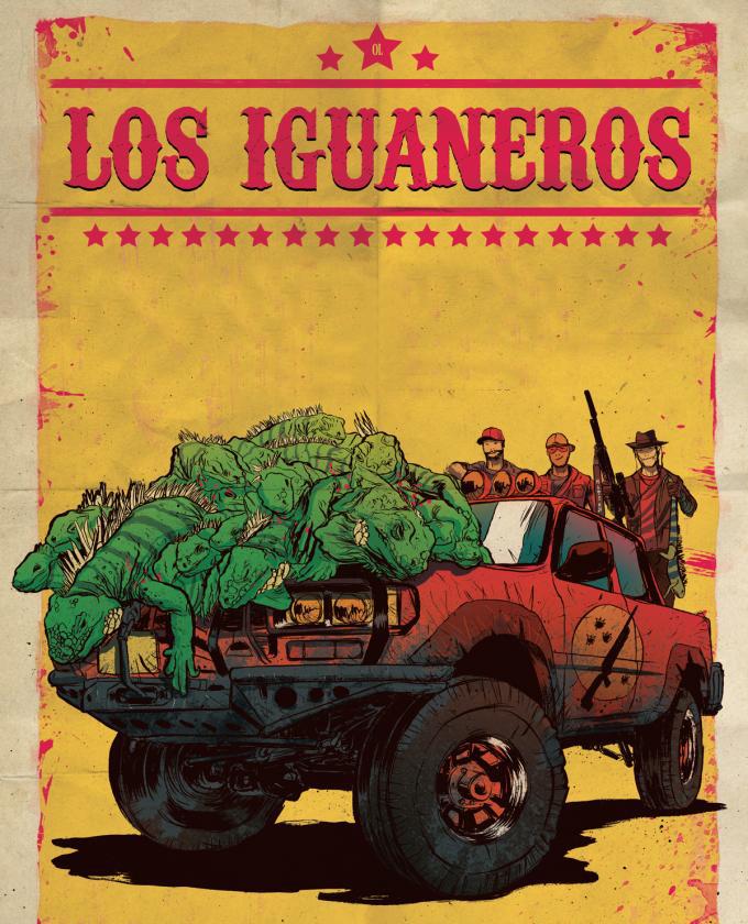 iguaneros