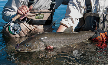 Fishing for Monster Lake Trout and Pike in the Yukon