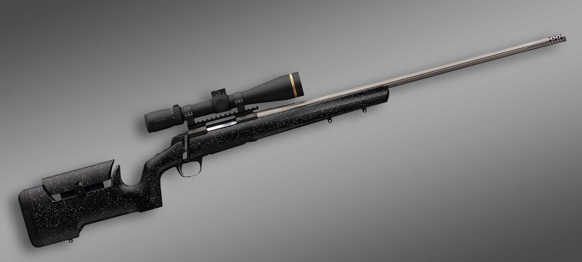 browning x-bolt max long range rifle