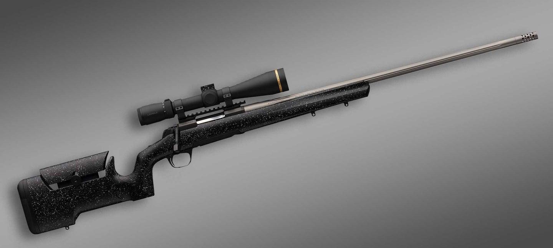 browning x-bolt max long range rifle