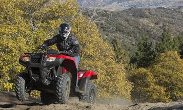 ATV Review: 2015 Honda FourTrax Rancher