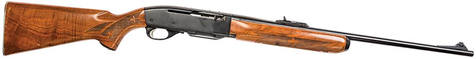 Woodmaster 742 Rifle