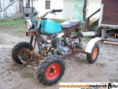Is this the World's Ugliest ATV?