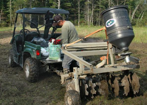 UTV Maintenance: Get Your Side-By-Side Ready for Planting Food Plots
