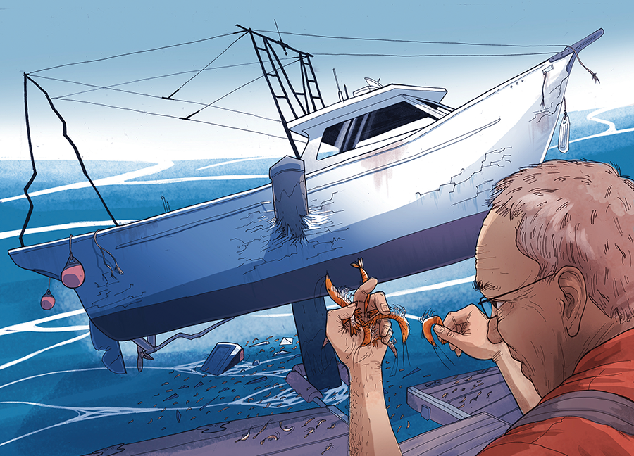 Live Bait Bosses: The Crustacean Collector