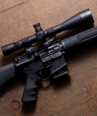 Gun Test: Rock River Arms Varmint A4