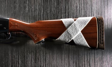 How to Repair a Busted Gun Stock
