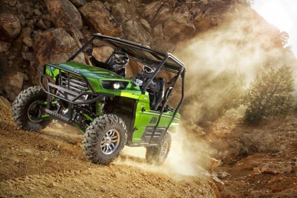 SxS Review: 2014 Kawasaki Teryx