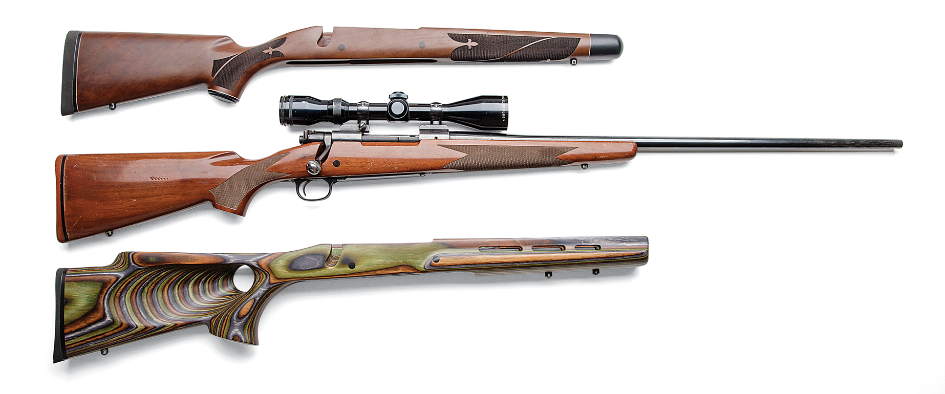 Upgrade Your Favorite Rifle with a New Stock