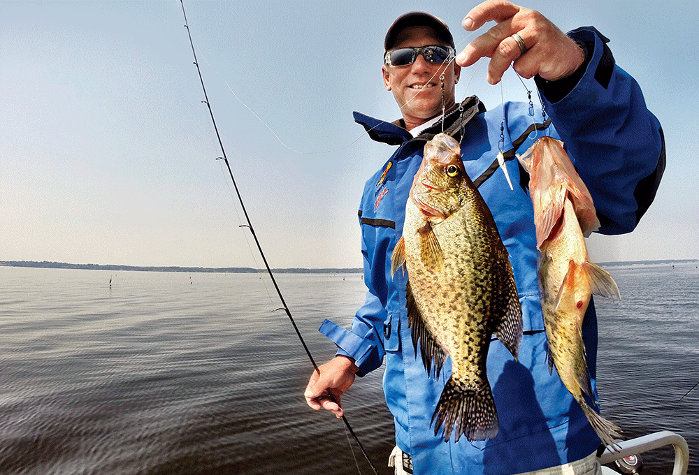 Chandelier Rig: The Secret to Catching Winter Crappies