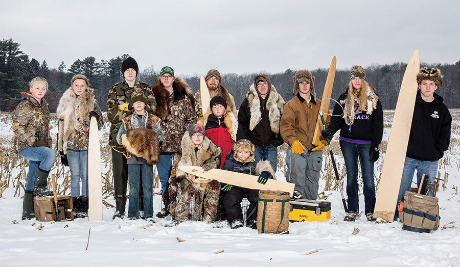 The No-Name Gang: Young Wisconsin Trappers Hold the Line