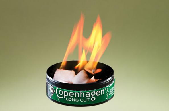 Ultimate Outdoor Hack: Make Fire in a Can