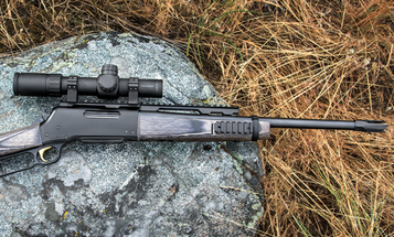 Gun Test: Browning BLR Takedown Rifle