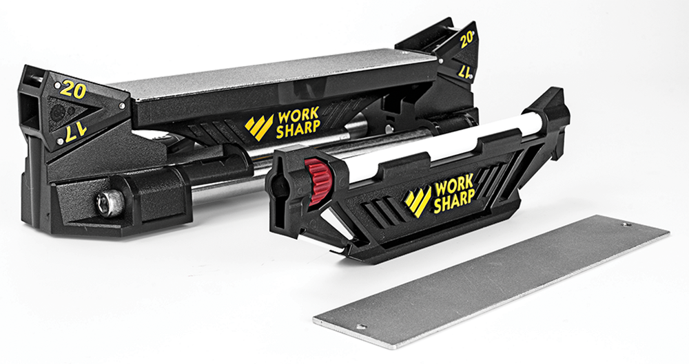 This New Blade Sharpener Makes Honing Knives Much Easier