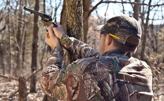Shooting Tips: Use a Tree to Help Your Handgun Accuracy