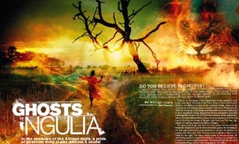 The Ghosts of Ngulia