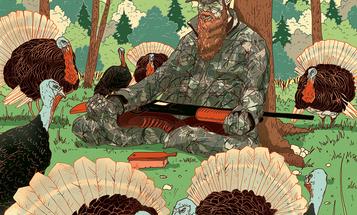 Hunting Mentors: The Kung Fu Turkey Master