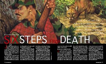 Six Steps from Death