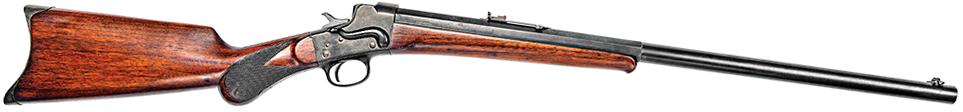 Hepburn No. 3 Sporting Rifle