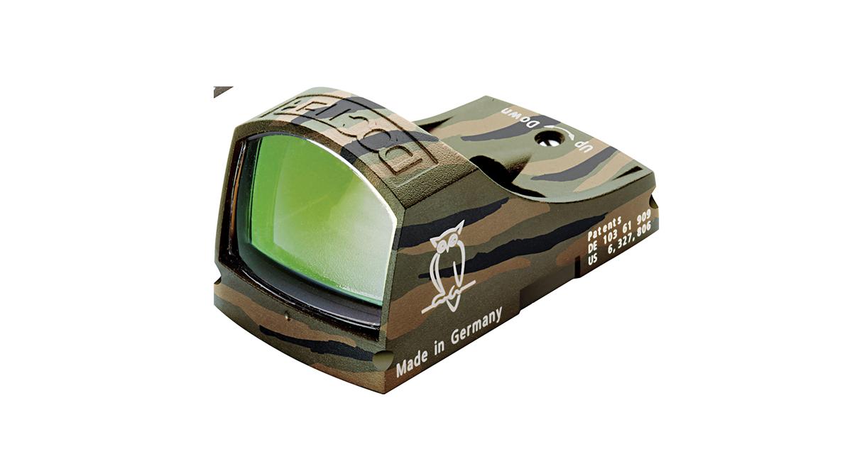 reflex sights, red dot sights, docter, trijicon, bushnell, leupold, burris, handgun sights