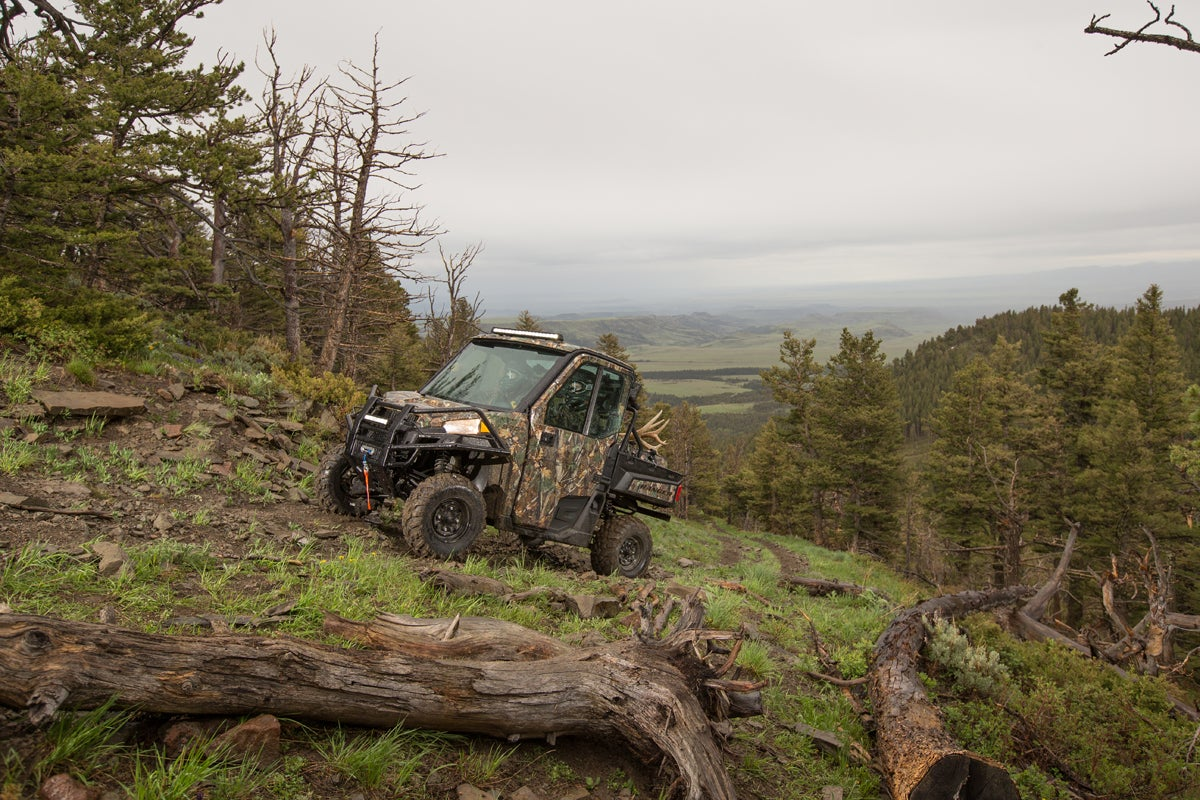 UTV Review: 2015 Polaris Ranger 570 Full-Size